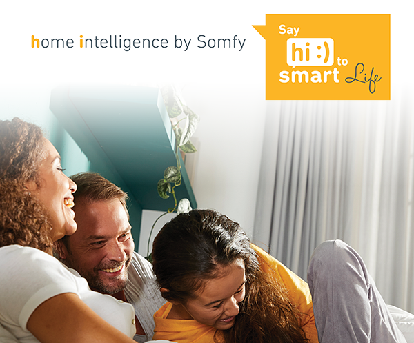 Say hi to smart life with Somfy at SuperExpo 2019